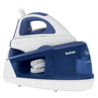 See more information about the Tefal Pure & Simply Steam Generator Iron 2.2KW - Blue White