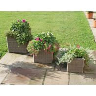 See more information about the Maze Rattan Winchester Square Planters