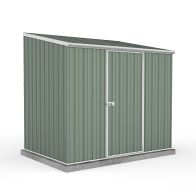 See more information about the Mercia 7 x 5 Absco Pent Shed - Pale Eucalyptus