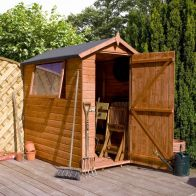See more information about the Mercia 7 x 5 Premium Shiplap Apex Shed