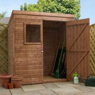 See more information about the Mercia 6 x 4 Shiplap Pent Shed