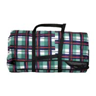 See more information about the Jumbo Picnic Blanket (Green & Blue Check)