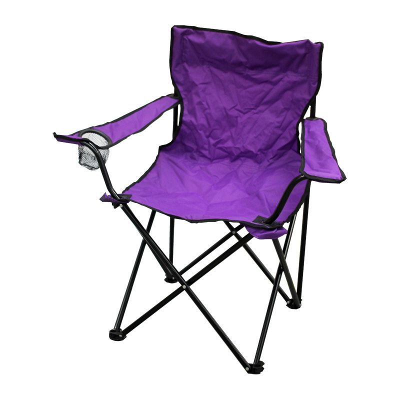 Camping Chair Popsicle Purple