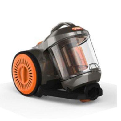 Image of Vax Power3 Bagless Cylinder Vacuum Cleaner - Grey Orange