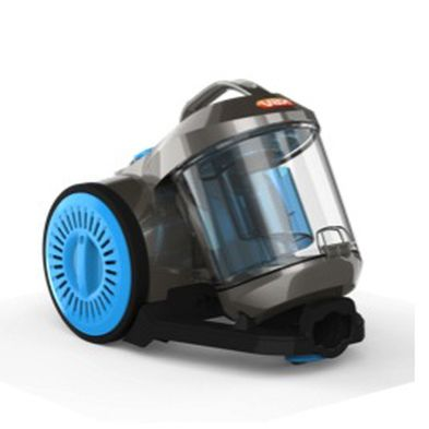 Image of Vax Power 3 Pet Bagless Cylinder Vacuum Cleaner 800W - Blue Black