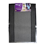 See more information about the JVL Miracle Barrier Mat 60 x 90 - Grey Stripe