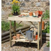 See more information about the Economy Garden Potting Table