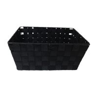 See more information about the Small Storage Basket - Black