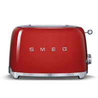 See more information about the Smeg Retro 2 Slice Toaster - Red