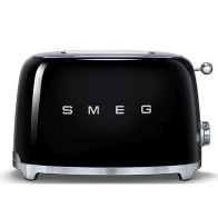 See more information about the Smeg Retro 2 Slice Toaster - Black