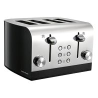 See more information about the Morphy Richards Equip 4 Slice Toaster - Black