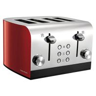 See more information about the Morphy Richards Equip 4 Slice Toaster - Red