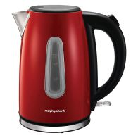 See more information about the Equip Jug Kettle 1.7L Red SS