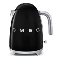 See more information about the Smeg 1.7 Litre Retro Style Kettle 3KW - Black