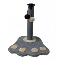 See more information about the Paw Cat Scratcher 41cm - Grey