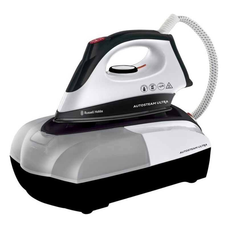 Russell Hobs Autosteam Ultra Steam Generator 2.4KW - Black White