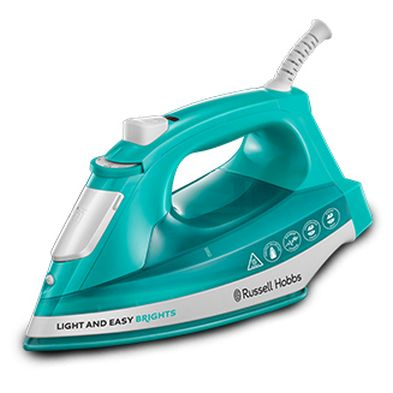 Image of Russell Hobbs Light Easy Brights Iron 2.4KW - Green