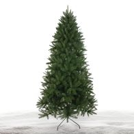 See more information about the 150cm (5 Foot) Green Rockingham Pine 636 Tips Christmas Tree