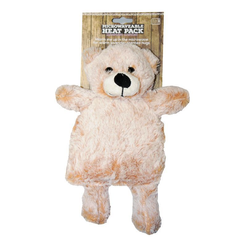 Animal Micro Heat Pack - Bear