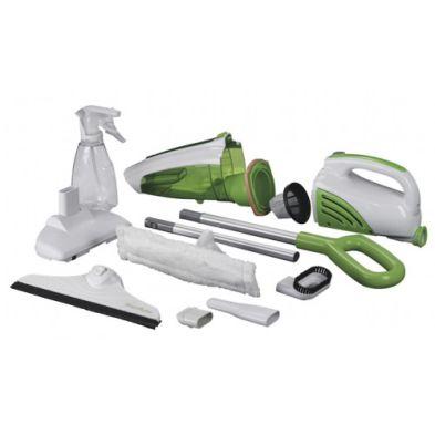 Image of Efbe-Schot Glassmaster 3-in-1 Handheld Vacuum - White Green