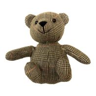 See more information about the Plaid Bear Design Door Stop