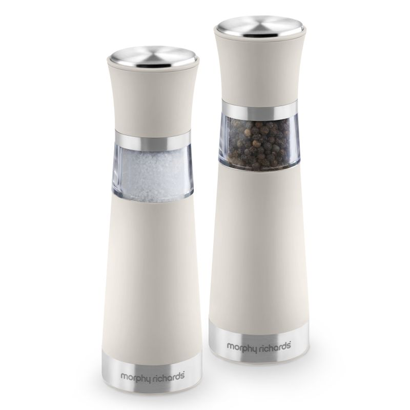 Morphy Richards Anti-Gravity Salt and Pepper