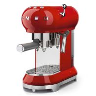 See more information about the Smeg Espresso Kitchen Coffee Machine - Red