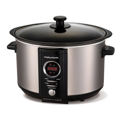 Image of Stainless Steel Slow Cooker 3.5L Digital