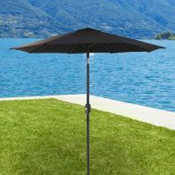 See more information about the Bentley 2M Steel Black Crank Parasol