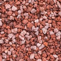See more information about the Weathered Red Chippings 16mm 900kg Bulk Bag