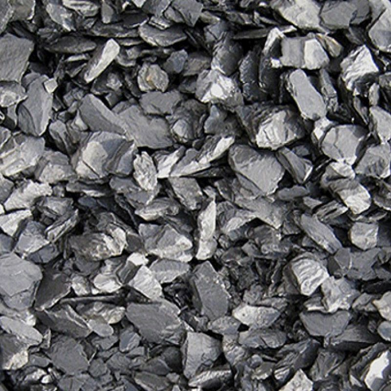 Croft Black Decorative Slate 40mm 900kg Bulk Bag