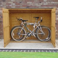 See more information about the Shire Shiplap Pent Garden Bike Store 6' x 3'