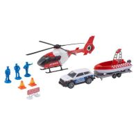 See more information about the Air Police Rescue Set