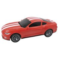 See more information about the Ford Mustang GT Car Red