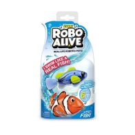 See more information about the Robo Alive Swimming Blue Tang Fish Bath Toy