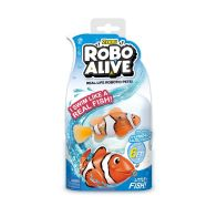 See more information about the Robo Alive Swimming Orange Clown Fish Bath Toy