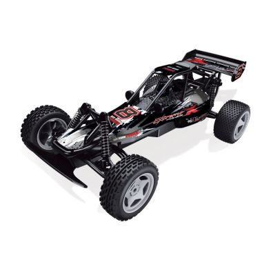 1:10 High Speed Off Roader Remote Control Car Black