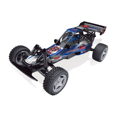 1:10 High Speed Off Roader Remote Control Car Blue