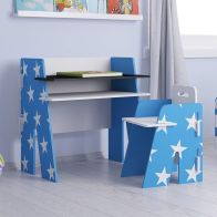 See more information about the Kidsaw Star Desk & Chair Blue