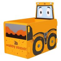 See more information about the Kidsaw JCB Muddy Friends Toybox