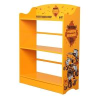 See more information about the Kidsaw JCB Muddy Friends Bookcase