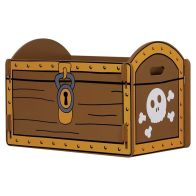 See more information about the Kidsaw Pirate Treasure Chest