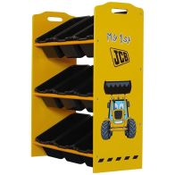 See more information about the Kidsaw JCB 9 Bin Storage