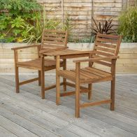 See more information about the Charles Bentley Wooden Companion Seat