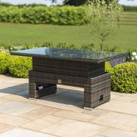 See more information about the Garden Rising Table with Ice Bucket Brown