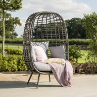 See more information about the Riviera Garden Chair Grey