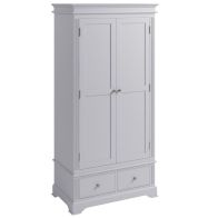 See more information about the Banbury 2 Door Wardrobe Grey