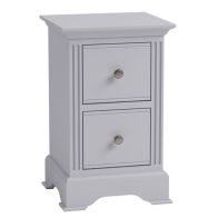 See more information about the Banbury Small Bedside Table Grey