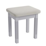 See more information about the Banbury Dressing Table Stool Grey