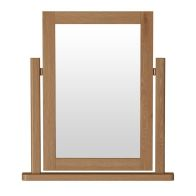 See more information about the Rutland Oak Trinket Mirror Rustic